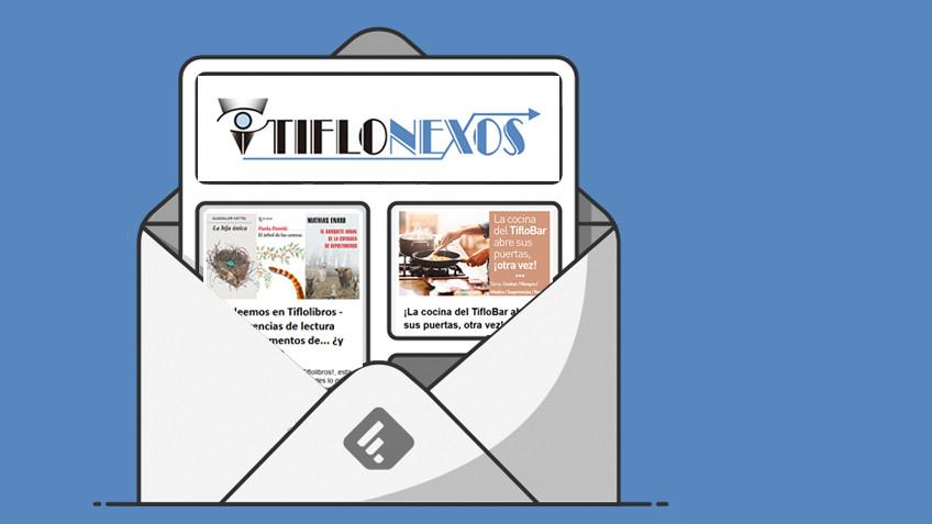 Sumate al Newsletter de Tiflonexos