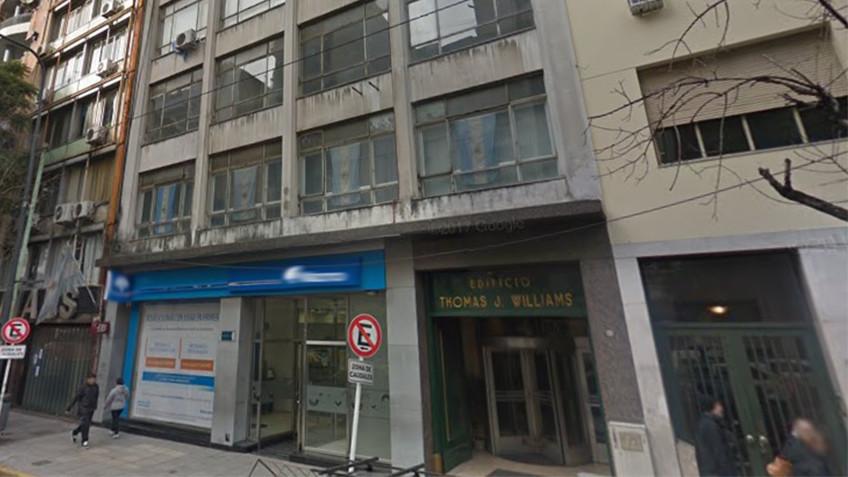 Frente de la sede de Tiflo